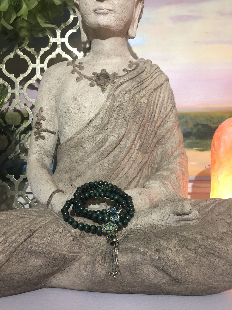 Mala Prayer Beads: To be charming, agreeable and friendly - Intention Beads | Astrology | Talisman