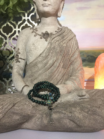 Mala Prayer Beads: To be charming, agreeable and friendly