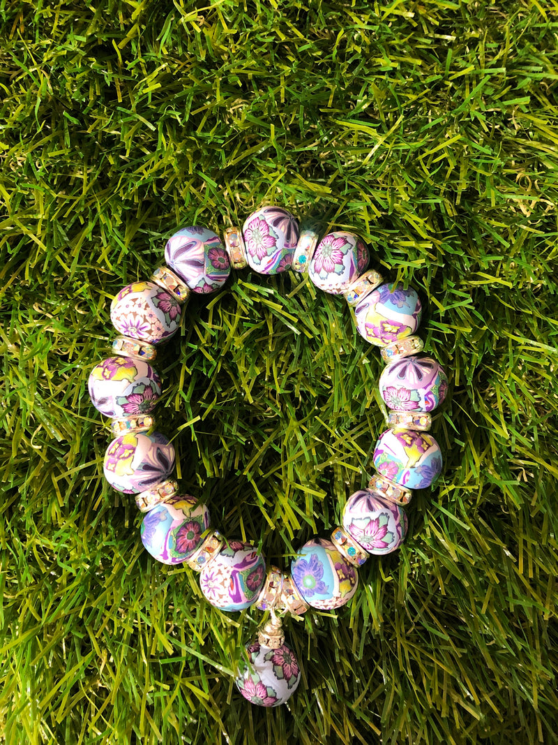Intention Bracelet: To expand new life experiences that are beneficial. - Intention Beads | Astrology | Talisman