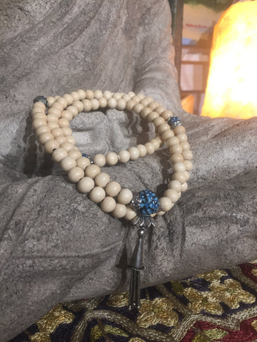 Mala Prayer Beads: To feel charming, agreeable and friendly.