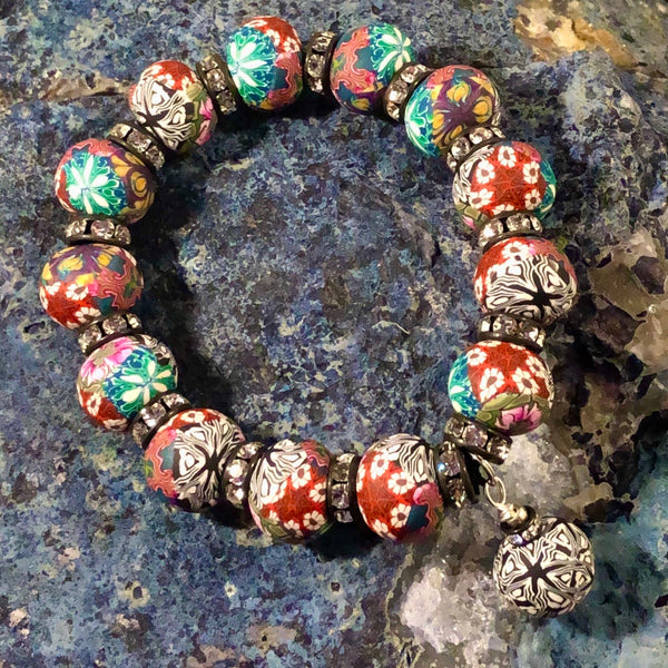 To add strength and courage during difficulties. - Intention Beads | Astrology | Talisman