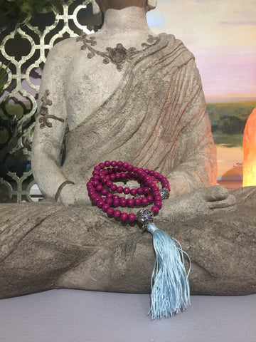 Mala Prayer Beads: To attract new and exciting friends
