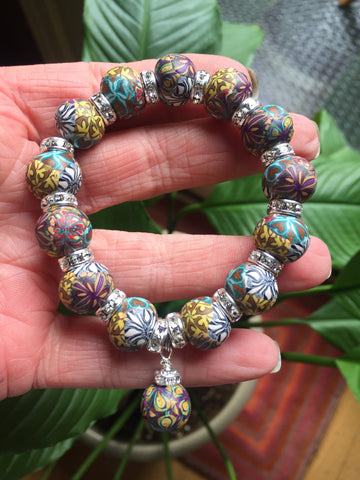 Intention Bracelet: To allow healing thru love