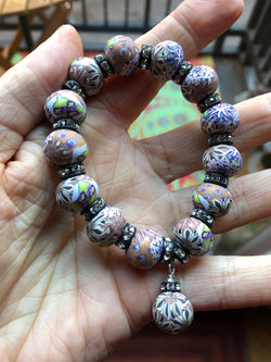 Intention Bracelet: To benefit from others resources. - Intention Beads | Astrology | Talisman