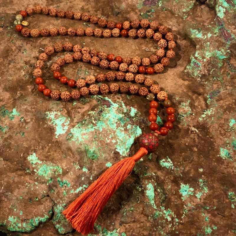 Aries Celestial Mala - Intention Beads | Astrology | Talisman