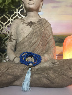Mala Prayer Beads: To express one's position as one sees fit - Intention Beads | Astrology | Talisman