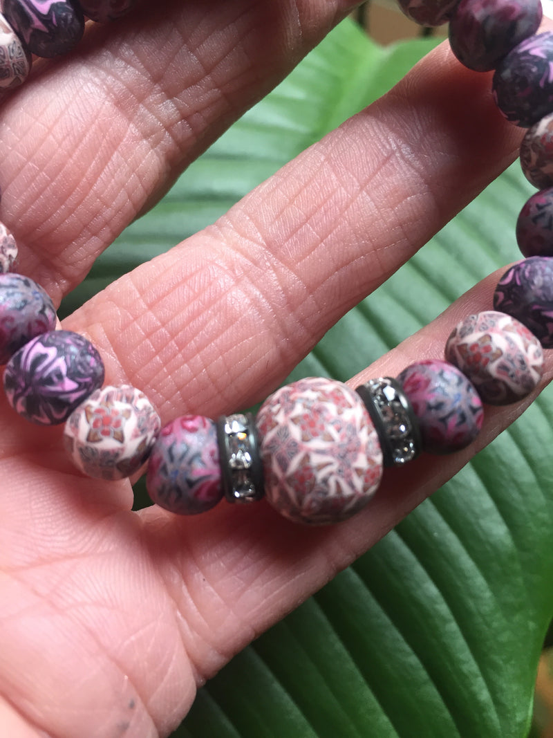 Intention Bracelet: To reform elements in life that need creative change. - Intention Beads | Astrology | Talisman