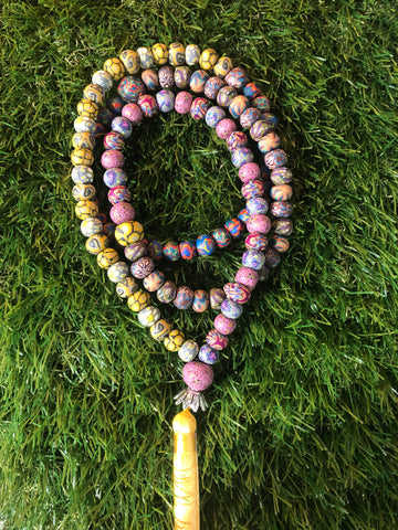 New Moon Mala in Aries: To wish, to create and to achieve all in perfect timing.