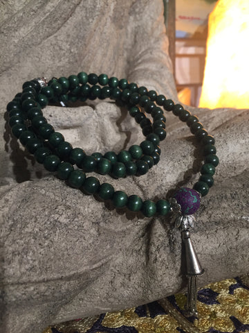 Mala Prayer Beads: To be strong and confident that all is perfect.