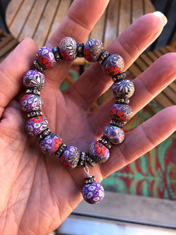 Intention Bracelet: To lead transformational events with success. - Intention Beads | Astrology | Talisman