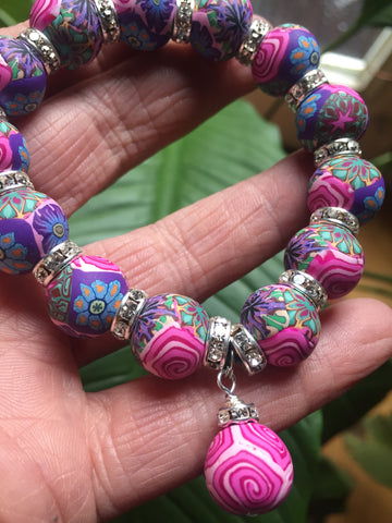 Intention Bracelet: To open up new opportunities for growth.