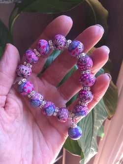 Intention Bracelet: To have stamina to finish what was started. - Intention Beads | Astrology | Talisman