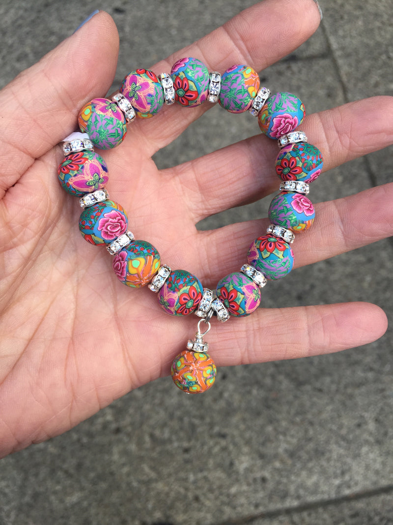 Intention Bracelet: To have new aspects of life open up. - Intention Beads | Astrology | Talisman