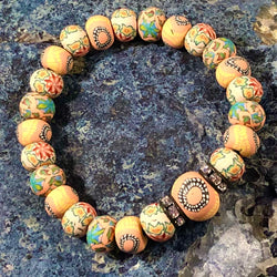 To increase merchandise sales and acquire profits. - Intention Beads | Astrology | Talisman