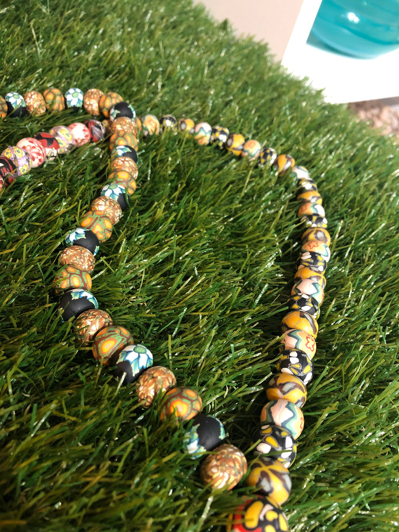 New Moon and Solar Eclipse in Cancer Mala - Intention Beads | Astrology | Talisman