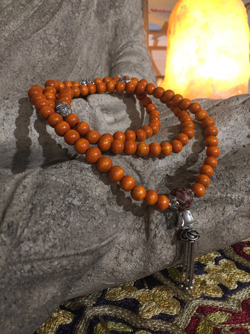 Mala Prayer Beads: To take a stand on your beliefs.