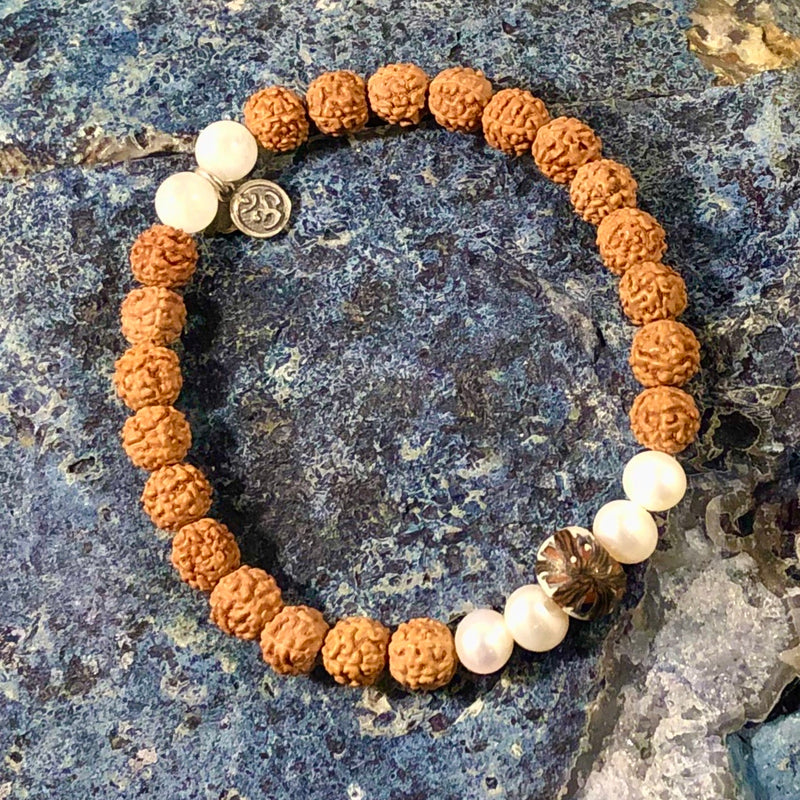 Cancer Celestial Bracelet - Intention Beads | Astrology | Talisman