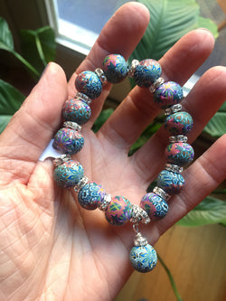 Intention Bracelet: To have an eye on financial gains. - Intention Beads | Astrology | Talisman