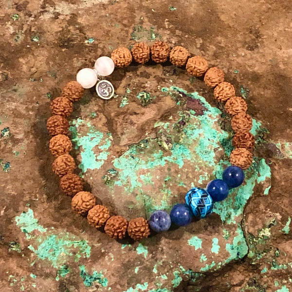 Libra Celestial Bracelet - Intention Beads | Astrology | Talisman