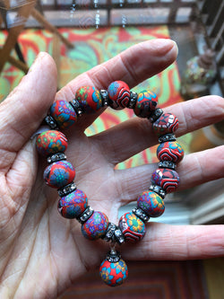 Intention Bracelet: To gain success in creativity and fertility. - Intention Beads | Astrology | Talisman