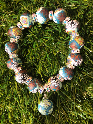 Intention Bracelet: To break old work patterns and increase financial compensation.