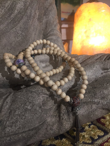 Mala Prayer Beads: To take every opportunity.