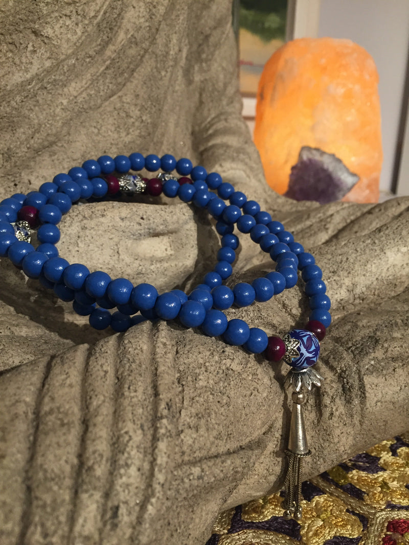 Mala: To be awake and feel more alive. - Intention Beads | Astrology | Talisman