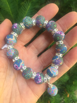 Intention Bracelet: To soften intention towards others. - Intention Beads | Astrology | Talisman