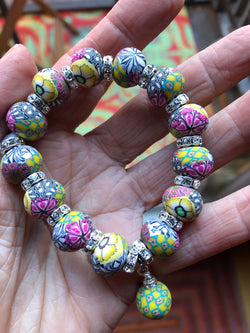 Intention Bracelet: To advance spiritual progress. - Intention Beads | Astrology | Talisman