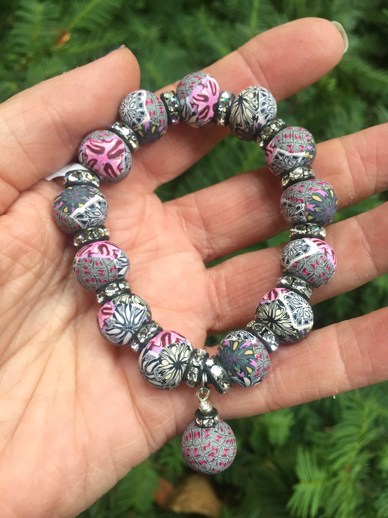 Intention Bracelet: To break free from limiting circumstance. - Intention Beads | Astrology | Talisman