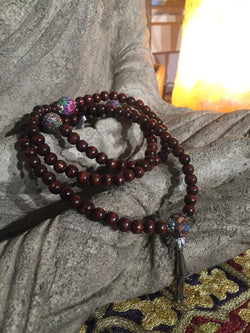 Mala Prayer Beads: To broaden new and exciting understandings.