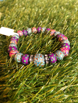Intention Bracelet: To finally embody confidence. - Intention Beads | Astrology | Talisman