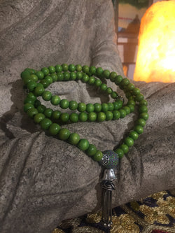Mala Prayer Beads: For positivity. - Intention Beads | Astrology | Talisman