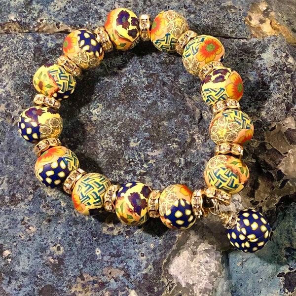 To be adaptable while planning to help others. - Intention Beads | Astrology | Talisman