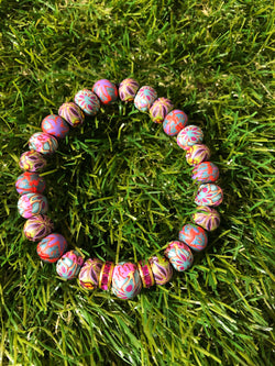 Intention Bracelet: To consider the Grand Vision. - Intention Beads | Astrology | Talisman