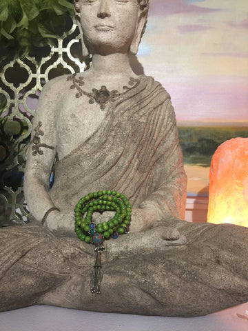 Mala Prayer Beads: For financial stability