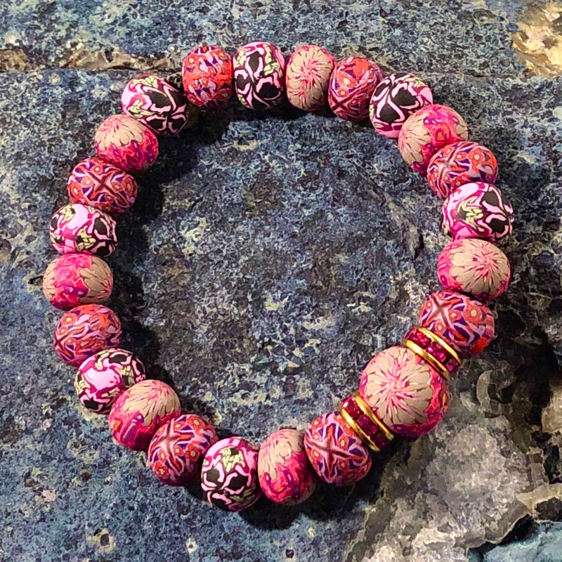 To incorporate global togetherness. - Intention Beads | Astrology | Talisman