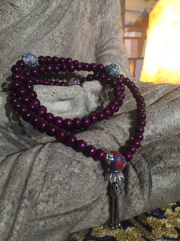 Mala Prayer Beads: To know the truth and be freed by it.
