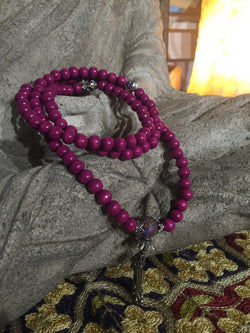 Mala Prayer Beads: To have a stable relationship. - Intention Beads | Astrology | Talisman