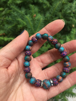 Intention Bracelet: To be successful in matters of commerce and trade. - Intention Beads | Astrology | Talisman