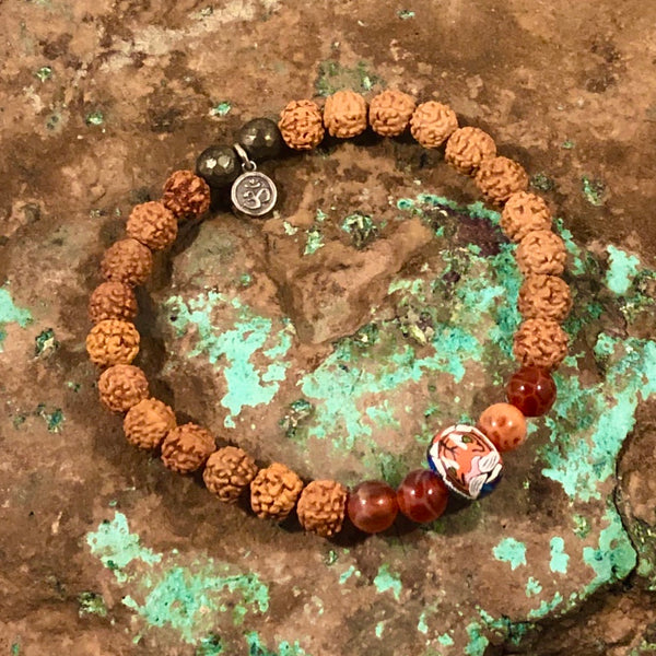 Leo Celestial Bracelet - Intention Beads | Astrology | Talisman
