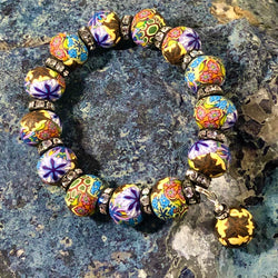 To lessen gloom and remove anger. - Intention Beads | Astrology | Talisman