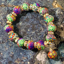 To express knowledge and wisdom. - Intention Beads | Astrology | Talisman