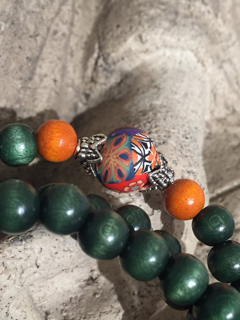Mala: To make a situation better. - Intention Beads | Astrology | Talisman