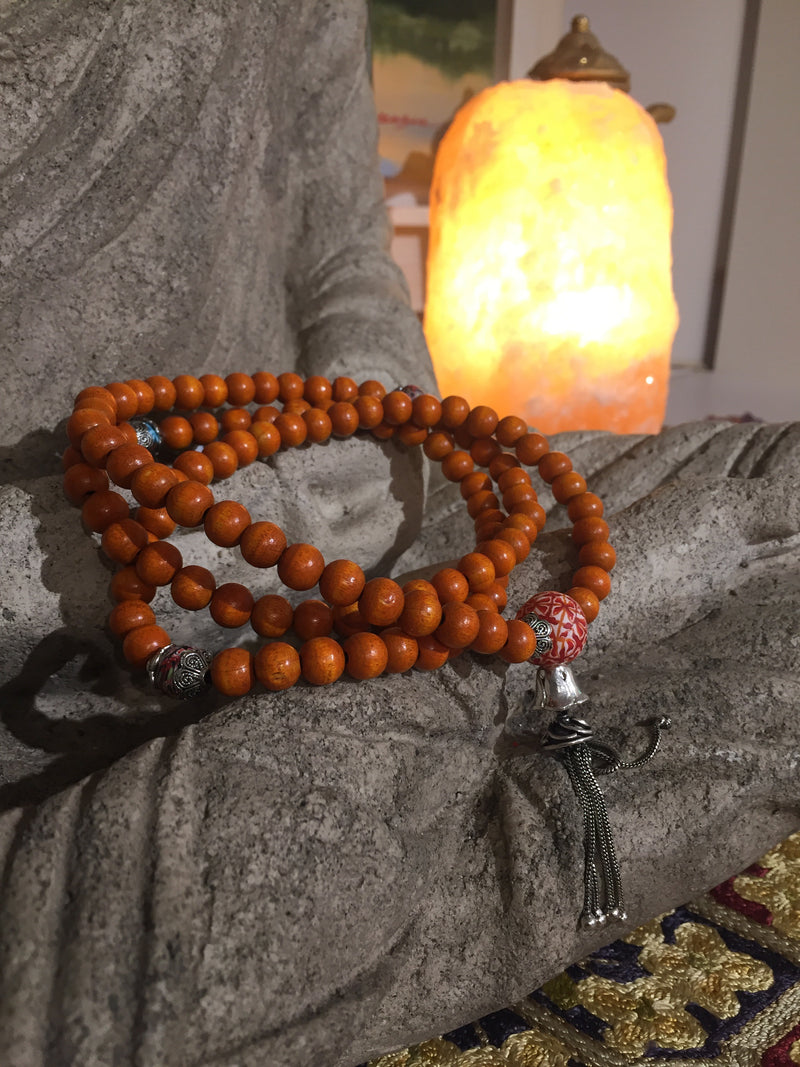 Mala Prayer Beads: To reveal inner beauty. - Intention Beads | Astrology | Talisman