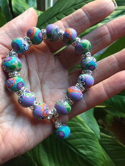 Intention Bracelet: To be powerful with strong leadership skills. - Intention Beads | Astrology | Talisman