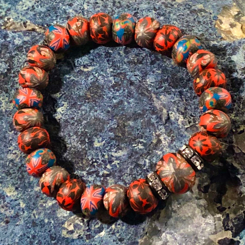 To engage in real life experiences through long distance travel. - Intention Beads | Astrology | Talisman