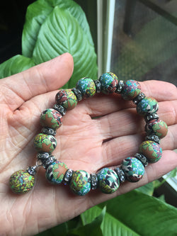 Intention Bracelet: To make sense of self individuation. - Intention Beads | Astrology | Talisman