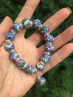 Intention Bracelet: To create a worthwhile dream with current business partner. - Intention Beads | Astrology | Talisman