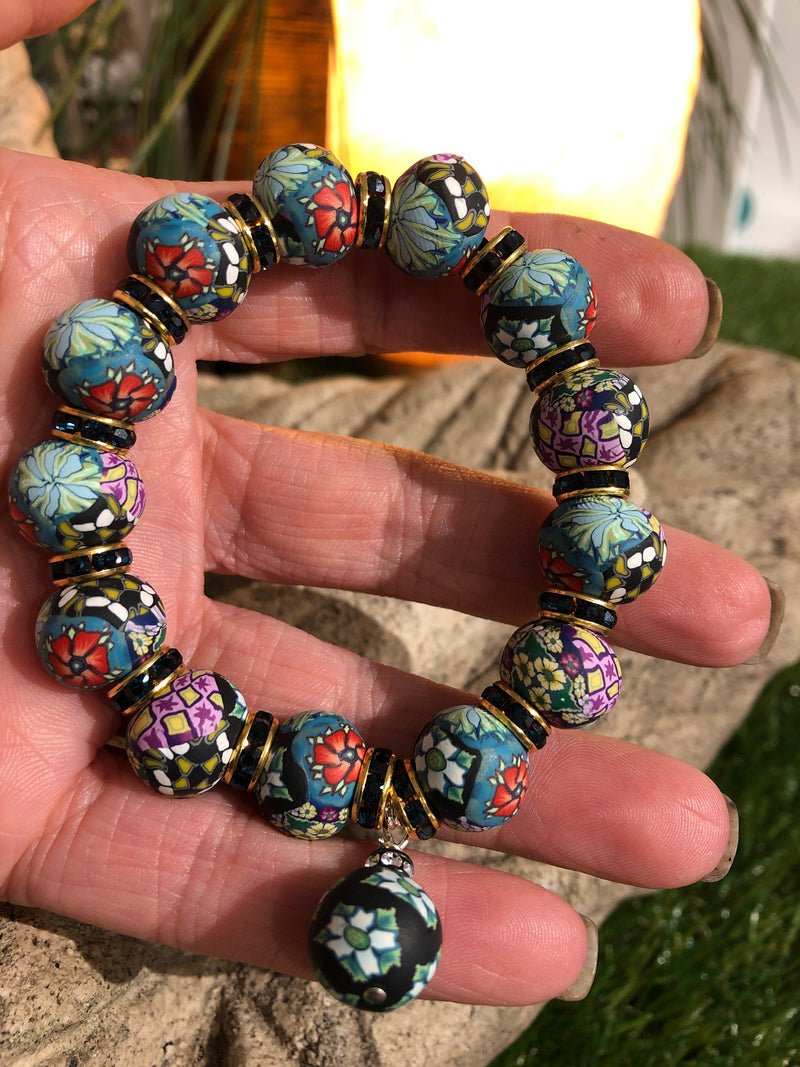 Intention Bracelet: To attract an exciting relationship. - Intention Beads | Astrology | Talisman